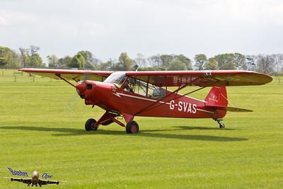 Piper PA-18-150 Super Cub G-SVAS