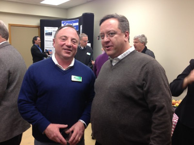 Olivieri Business After Hours January 23, 2014
