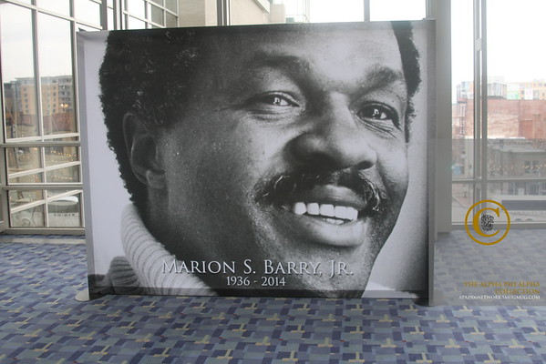 Omega Chapter: Marion Barry