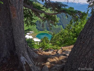 Sauk Mountain Hike