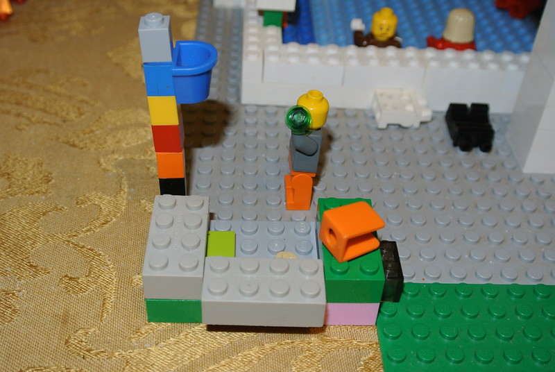 Lego stills and goats mid Aug  2014 003