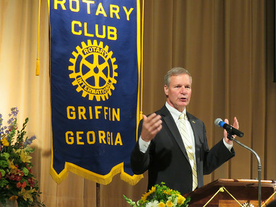 2014 Georgia Tour - Griffin