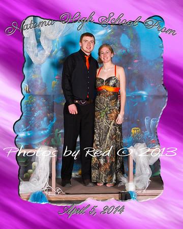2014 Natoma High Prom