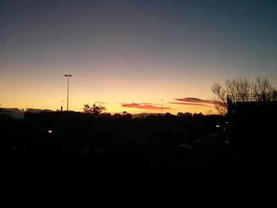 20140515 Victoria Park sunrise