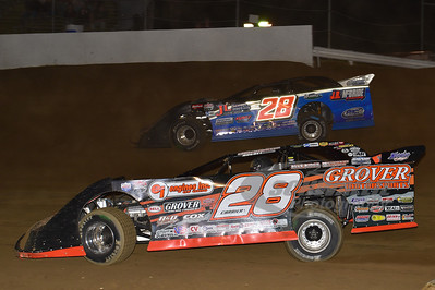 28 Eddie Carrier, Jr. and 28e Dennis Erb, Jr.