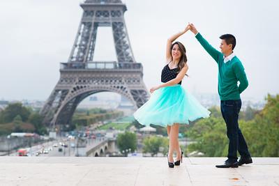 Pam & Vu Paris