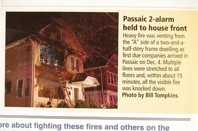 New Jersey Fire Magazine - January 2015