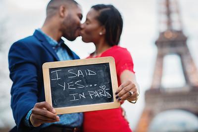 Patrice & Charany Paris