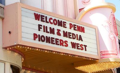 Penn Pioneers in Media and Film, Los Angeles