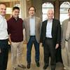 3663 Joel Haufman, Benzi Blatman, Ron Blatman, Jim Chappell, Jeff Deis