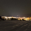 Eastern Perisher at Night