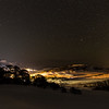 Eastern Perisher Valley under the stars..