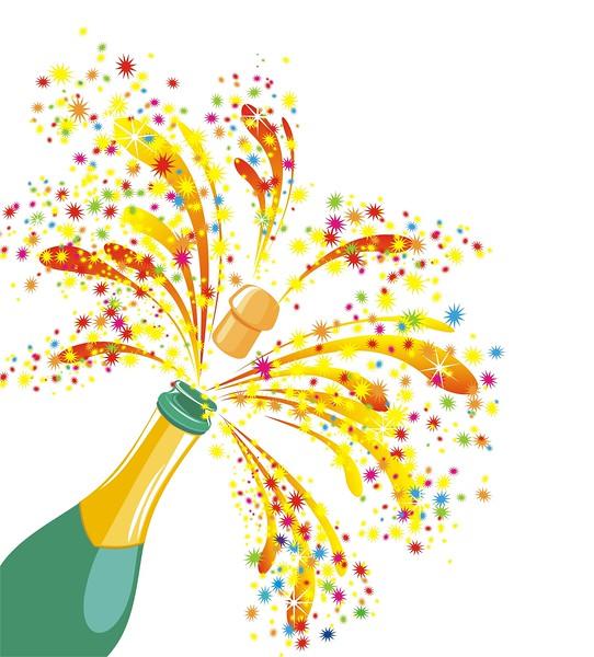 16468236 - champagne celebration  open champagne bottle