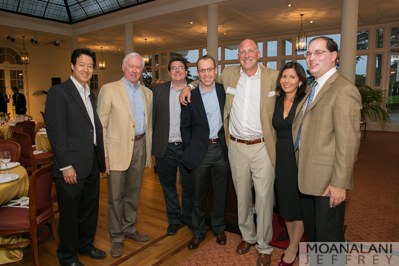 8111 Victor Hwang, Scott Rodde, Jed Taborski, Rob Freelen, Chris Ehrlich, Caroline Fisher, Doug Fisher