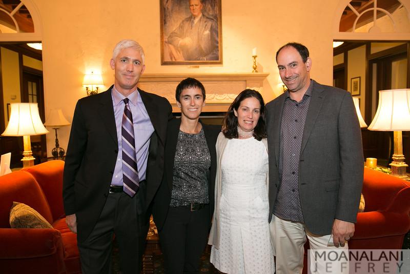 8194 Rob Winant, Marci Glazer, Karen Fischer, Jon Kaplan