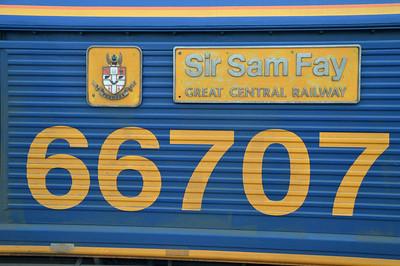 66707 Nameplate.