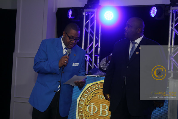 Phi Beta Sigma Centennial Celebration