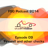 FSG-podcast 2014 - E09 - Firewall