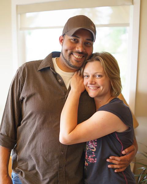 Evan and Kristin