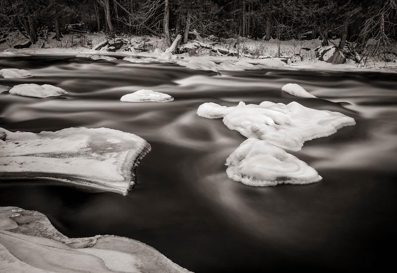 Midstream Ice