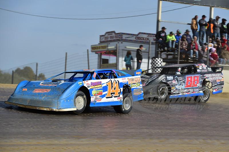 14 Corey Conley and 88 Chris Garnes