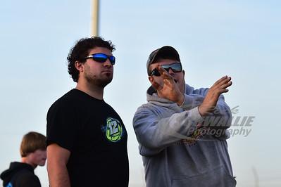 Jason Hughes crew members - Vinny Guliani and Grady Meyers