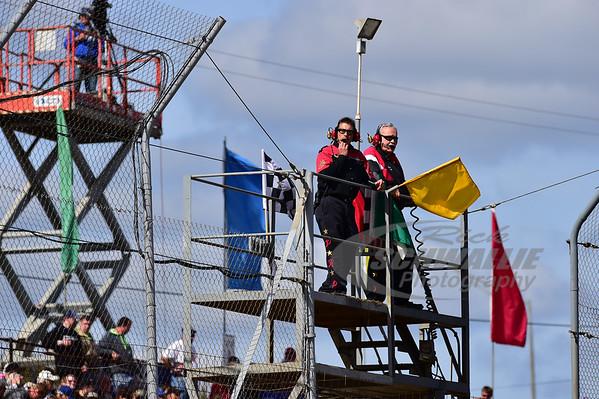 Portsmouth Raceway Park Flagmen - Randy and Bob