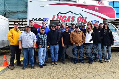 Lucas Oil Production Studios Crew