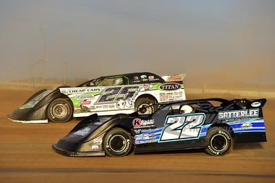 22 Gregg Satterlee and 25 Jason Feger