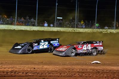 44 Earl Pearson, Jr. and 22 Gregg Satterlee