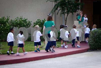 Preschool Mass