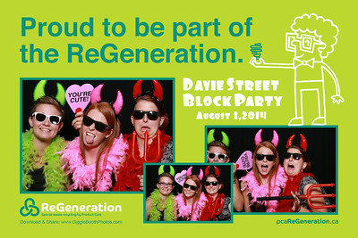 Pride - Davie Street Block Party 2014 - ReGeneration