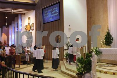 Priest Hood Sunday