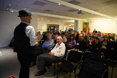 Professor Ed Wilson SEAONC Mini Seminars