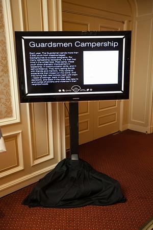 2014.01.30 The Guardsmen Sports Auctio
