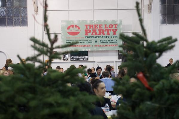 2014.12.11 The Guardsmen Tree Lot Crab Feed