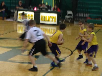 Quinn Winter Basketball 2014