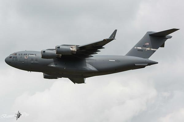 RAF Fairford : 30th June 2014
