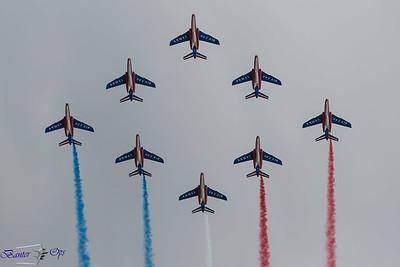 Patrouille de France B 110714 RIAT