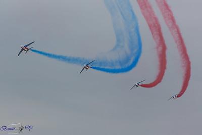 Patrouille de France e 110714 RIAT