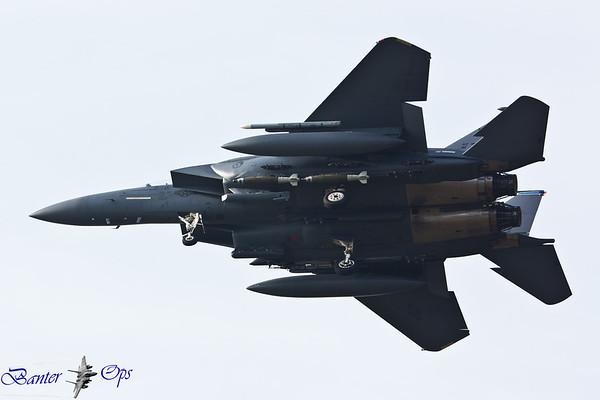 RAF Lakenheath : 13th March 2014
