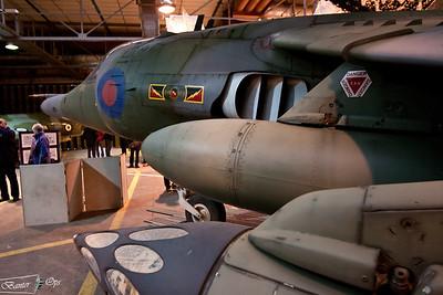 Harrier GR.3 XV779 Harrier Heritage Center