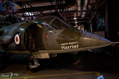 Harrier GR.1 XV279 Harrier Heritage Center
