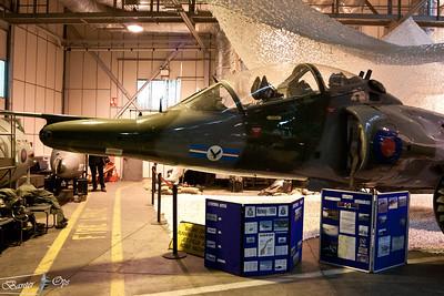 Harrier T.4 XZ146 Harrier Heritage Center
