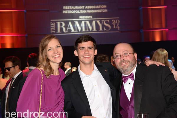 2014 RAMMY Awards at the Walter E. Washington Convention Center, Sunday, June 22nd, 2014.  Photo by Ben Droz.