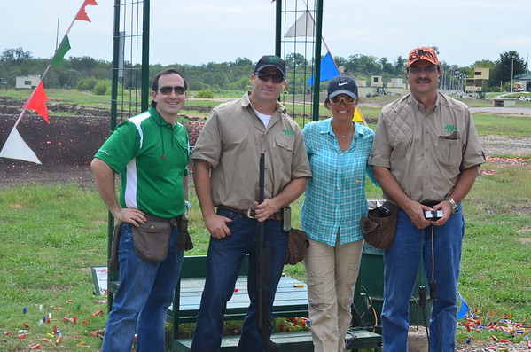 RHCA Clay Shoot 2014