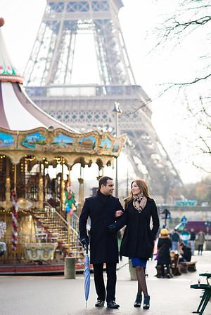 Ramina & Fred Paris