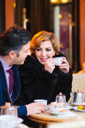 Reem & Yahia Paris