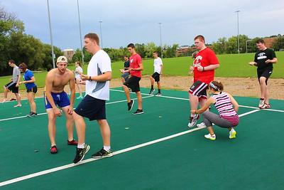 2014  Reg Week  -  Day 1 with Freshmen