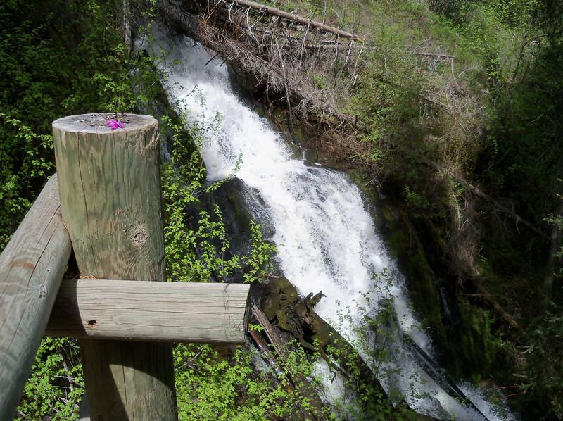 Nine Mile Falls